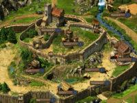Mittelalter-Aufbauspiel