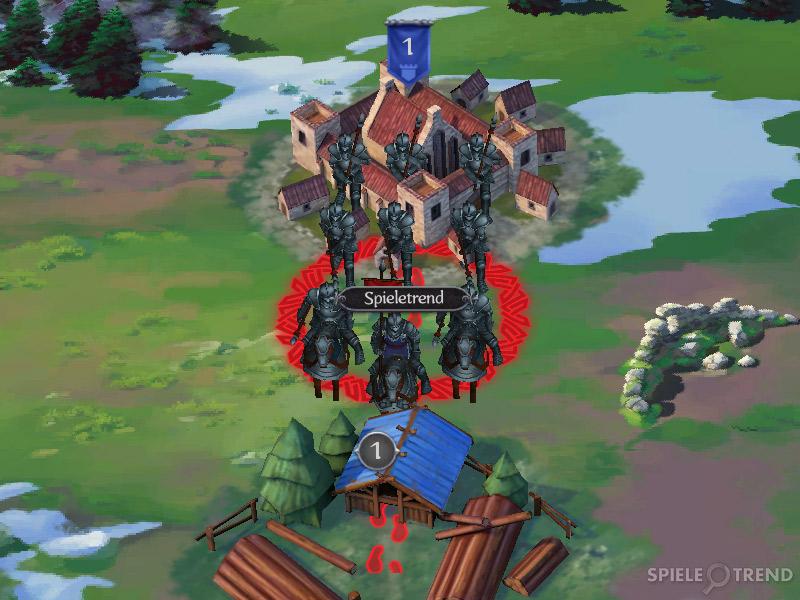 Mittelaltergame (Strategiespiel)