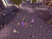 MMO Flashmob