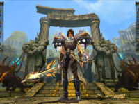 Champion im kostenlosen MMO Rollenspiel