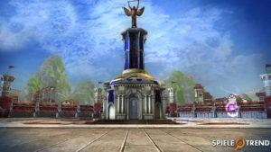 Tempel im MMO Rollenspiel