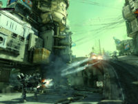 MMOFPS Shooter Game