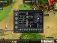 MMORPG Browser Game NosTale