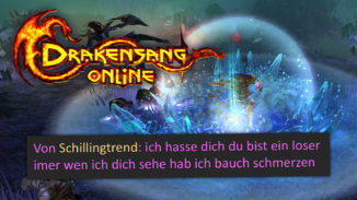 MMORPG Chat Zitate aus DSO