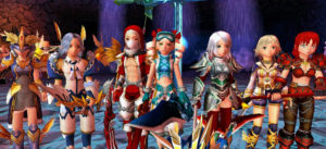 Cooles Fantasy MMORPG Spiel, Free2Play
