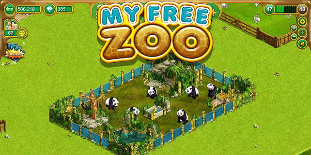 My Free Zoo Online Simulation