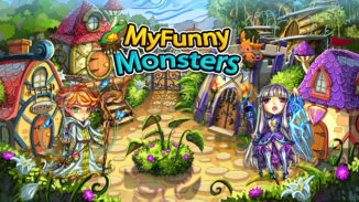 My Funny Monsters (Monsterz Game)