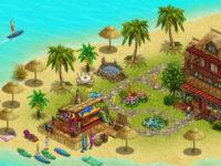 My Sunny Resort Game