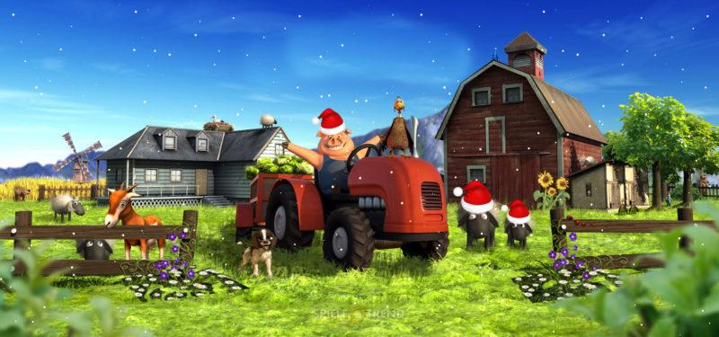 My Free Farm Weihnachten 2016