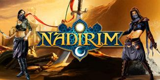 Nadirim Browserspiel wird international