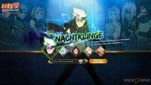 Naruto Online Klasse: Nachtklinge