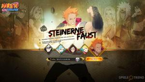 Naruto Online Klasse: Steinerne Faust