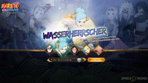 Naruto Online Klasse: Wasserherrscher