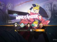Naruto Online Klasse: Windtänzer