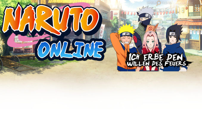 Neue Ninjas in Naruto Online