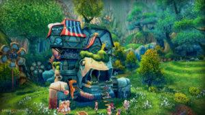 Neues Anime MMORPG Spiel auf Deutsch