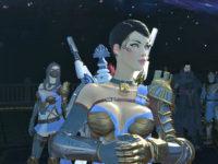 Neues SciFi-MMORPG Spiel