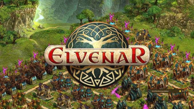 Update 0.21 im Strategiespiel Elvenar