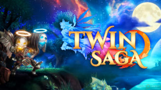 New MMO Game Twin Saga