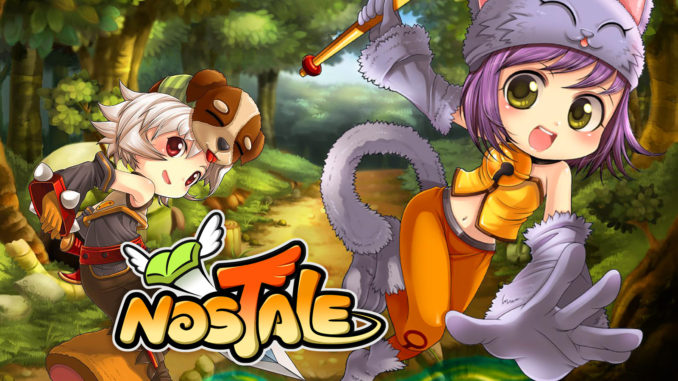 NosTale - Anime MMO