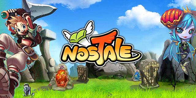 NosTale als kostenloses Browserspiel spielen