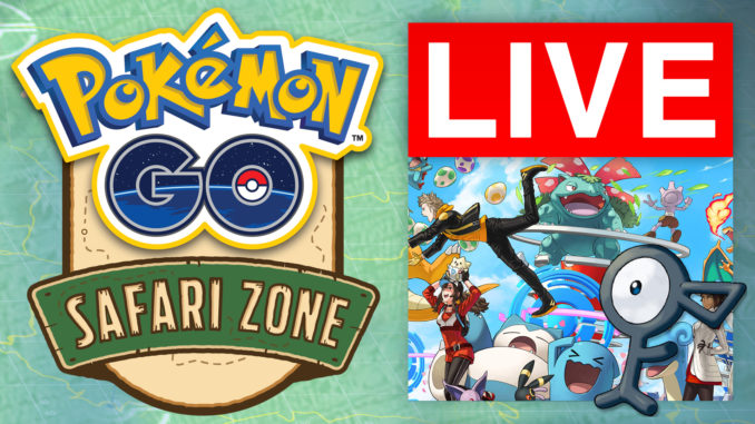 Pokémon GO Oberhausen Live Ticker