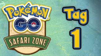 Pokémon GO Oberhausen Tag 1