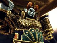 Oger Rasse im Online-Rollenspiel
