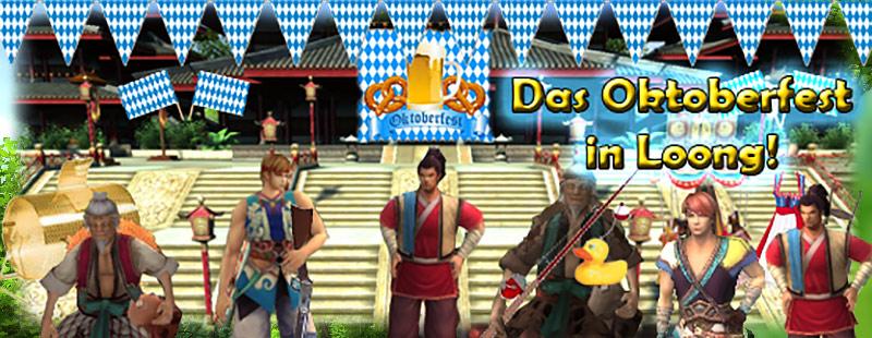 Das Oktober Fest in Loong Dragonblood