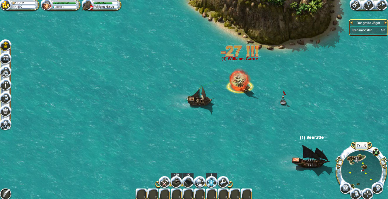 Online Piraten Spiele
