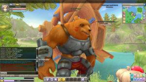 Eden Eternal kann man kostenlos online spielen