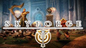 Skyforges Open Beta startet