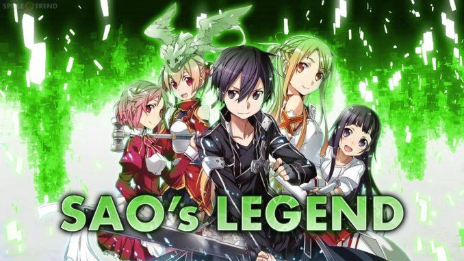 SAOs Legend geht in die Open-Beta