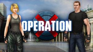 Operation X, Rollenspiel Browsergame