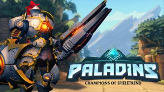 Paladins ist der neue Free 2 Play Shooter
