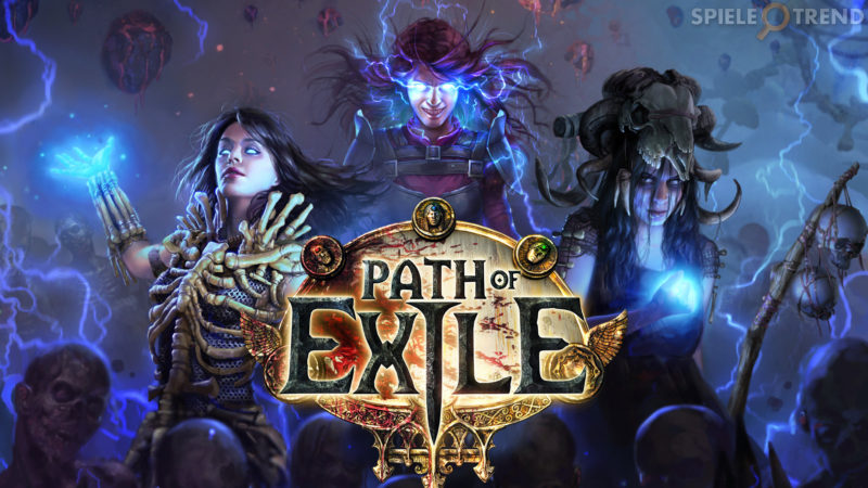 Path of Exile (PoE) Hack and Slash Spiel