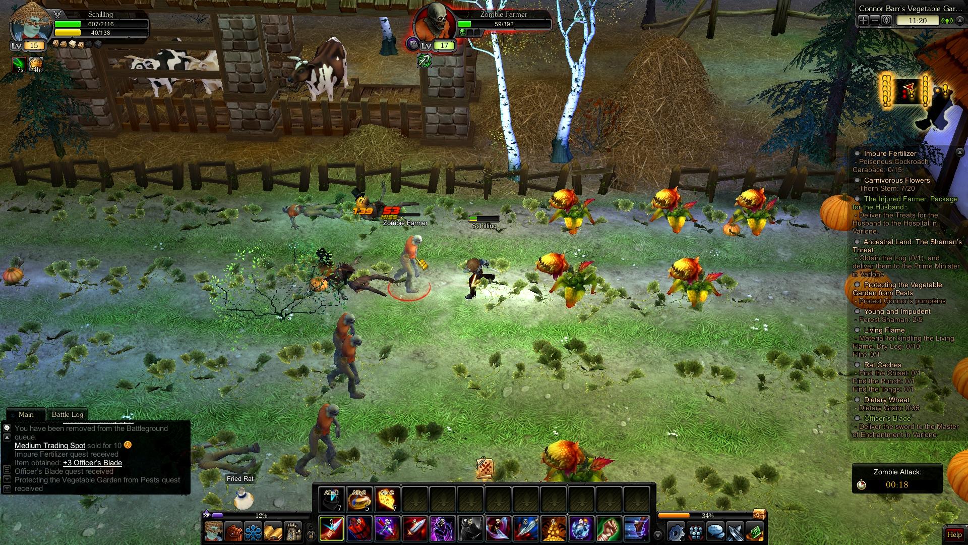 pflanzen vs zombies online spielen