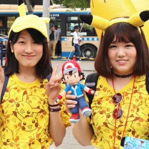 Pokémon GO Stadium Pikachu