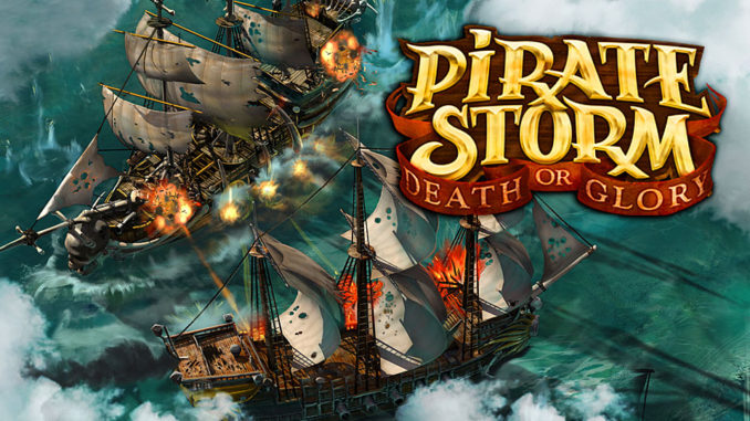 Pirate Storm: Gameplay zum Piraten Browserspiel