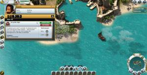 Pirate Storm, das gratis Piraten Actionspiele Browsergame