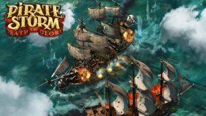 Pirate Storm, gutes Piraten Browsergame