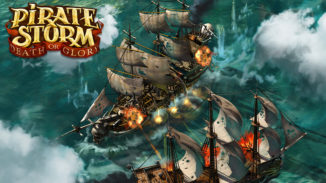 Pirate Storm, gutes Piraten Browsergame