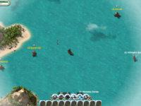 Screenshots zu Pirate Storm, dem coolen Browserspiel