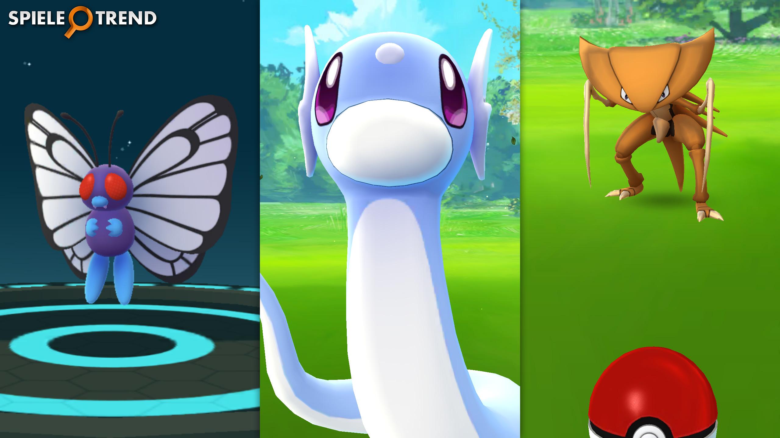 Drachenhaut Pokemon Go Welches Pokemon - Ivisha Gerom