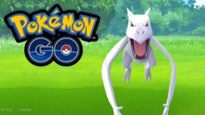 Pokémon GO Gesteins Abenteuer Event