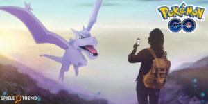 Gestein-Event in Pokémon GO (Abenteuerwoche)