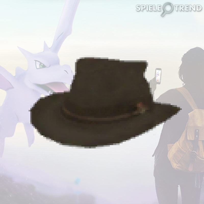 Pokémon GO Abenteuerhut Item
