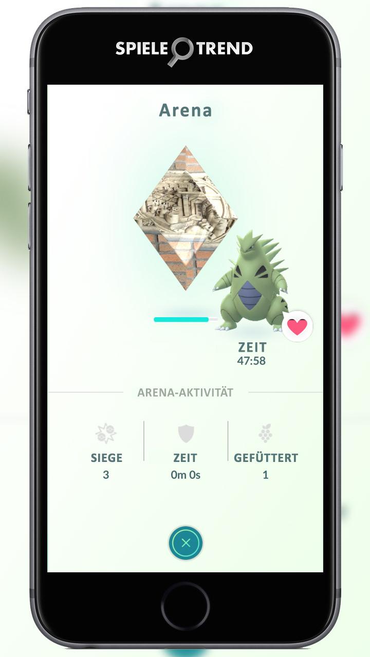 Pokémon Go Alles Zu Den Arena Kämpfen Spieletrend