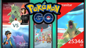 Pokémon GO Arena Update & Raids