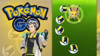 Pokémon GO Curveball